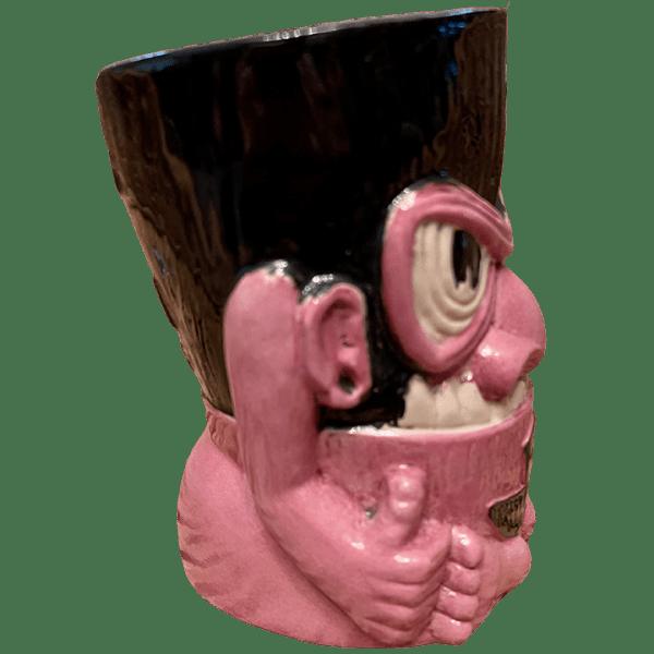 Side - Lava Letch Mug - Frankie's Tiki Room - Open Edition