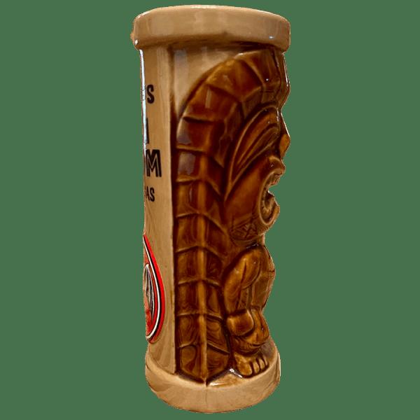 Side - Polynesian Leprechaun Mug Sponsored By Bacardi - Frankie's Tiki Room - Open Edition