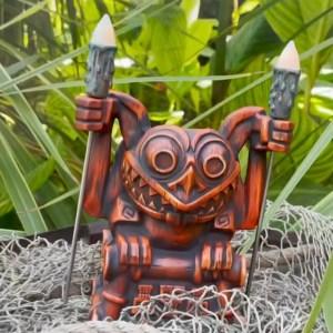 2021 Haunted Mansion Tiki Mug Coming To Trader Sam's