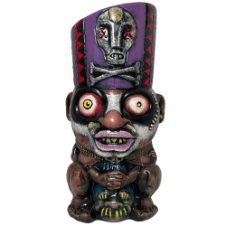 Front - Kaduku Witch Doctor Mug - Lost Temple Traders - Faust Edition