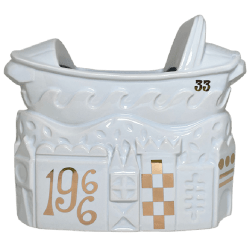 Front of It's A Small World Boat Bowl - Club 33 - 55th Anniversary Edition