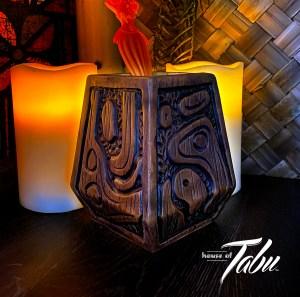 Oceanic Tiki Mug by House of Tabu
