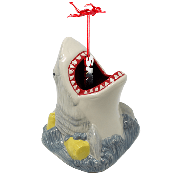 Side - Bruce the Shark from Jaws - Mondo - You're Gonna Need A Bigger Boat Variant