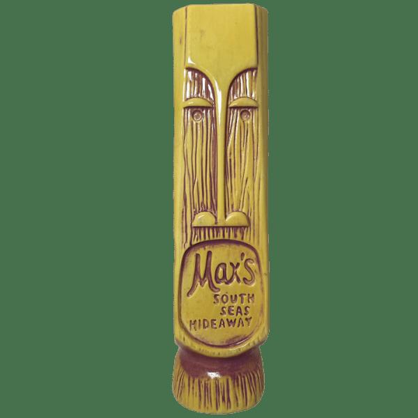 Back - Pau Meli - Max's South Seas Hideaway - SHAG Store Exclusive Edition