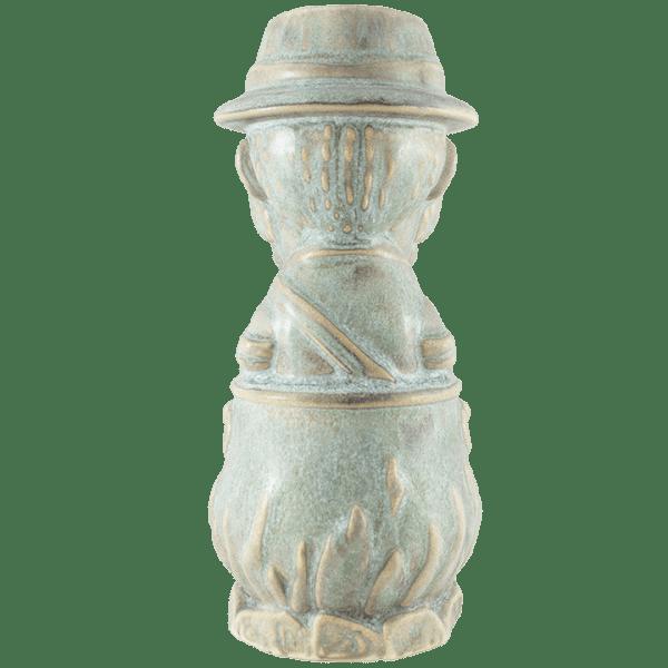Back - Sepik Stew Tiki Mug - Tiki Farm - Old Copper Edition