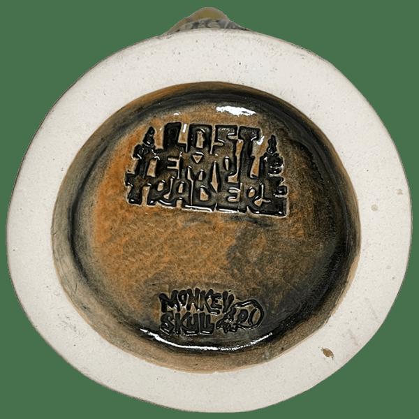 Bottom - Bird King Mug - Lost Temple Traders - Limited Edition