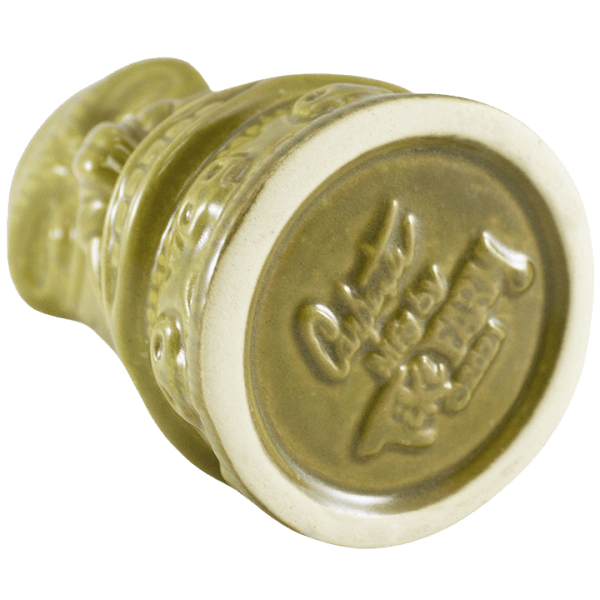 Bottom - Crocodile King Tiki Mug - Tiki Farm - Pippin Green Edition