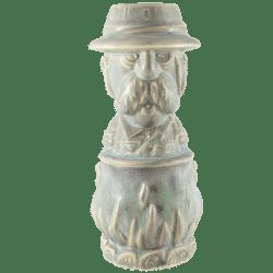 Front - Sepik Stew Tiki Mug - Tiki Farm - Old Copper Edition
