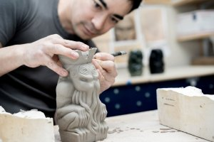Shima Ceramics To Join 13 Nights of Tiki Frights